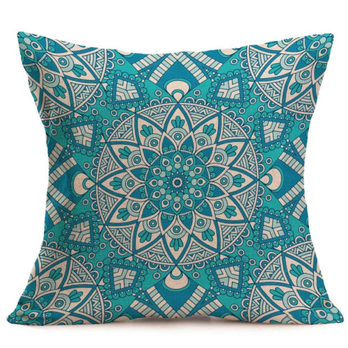 sofa decorative cushions  New Bohemian Pattern Throw Pillow  Car Cushion Pillowcase Home Decor  C0611