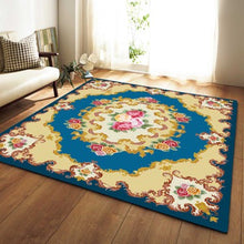 Load image into Gallery viewer, Drop Ship Bohemian Floral Large Floor Carpets for Living Room Non-Slip Area Rugs For Bedroom Sofa Carpet Bedside Rugs Alfombras