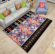 Load image into Gallery viewer, Bohemian Style Carpet Morocco Ethnic Carpets For Living Room Bedroom Rugs Home Carpet Floor Door Delicate Area Rug Fashion
