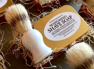 ALL NATURAL PURIFYING SHAVE SOAP