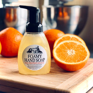 Foamy Hand Soap