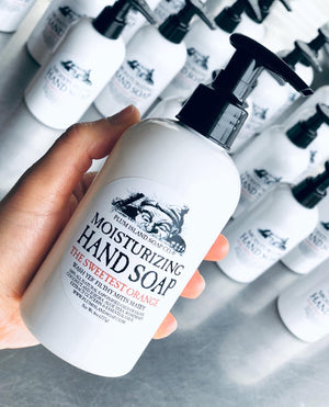 Moisturizing Hand Soap