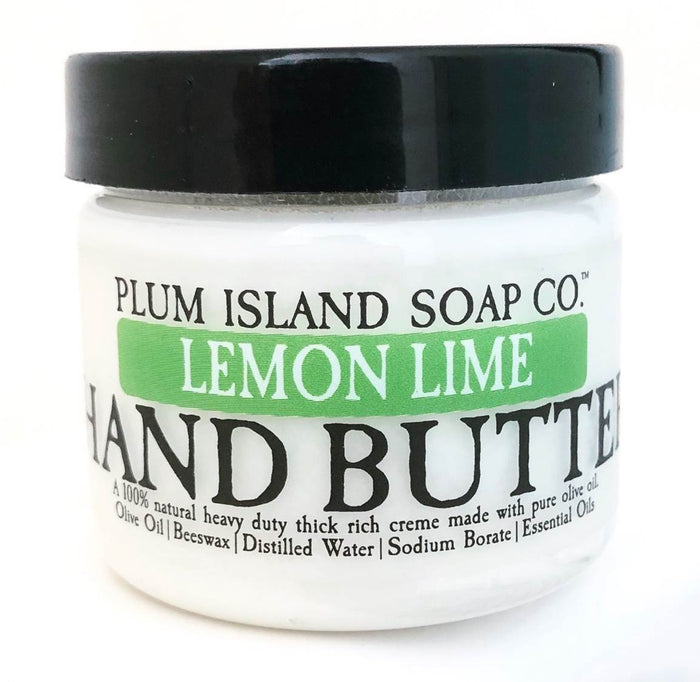 Hand Butter - Lemon Lime