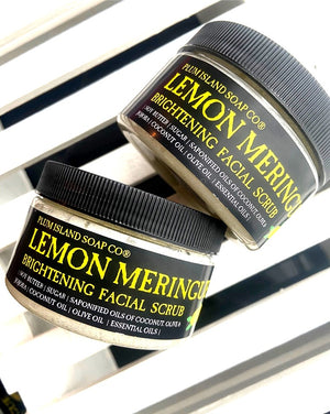 Lemon Meringue® Facial Scrub