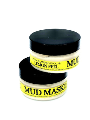 Lemon Peel® Mud Mask