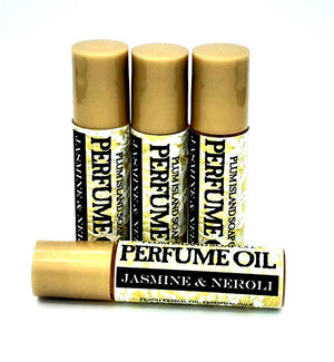 Jasmine Neroli Perfume Oil-Roll On