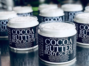 Cocoa Butter Body Sugar