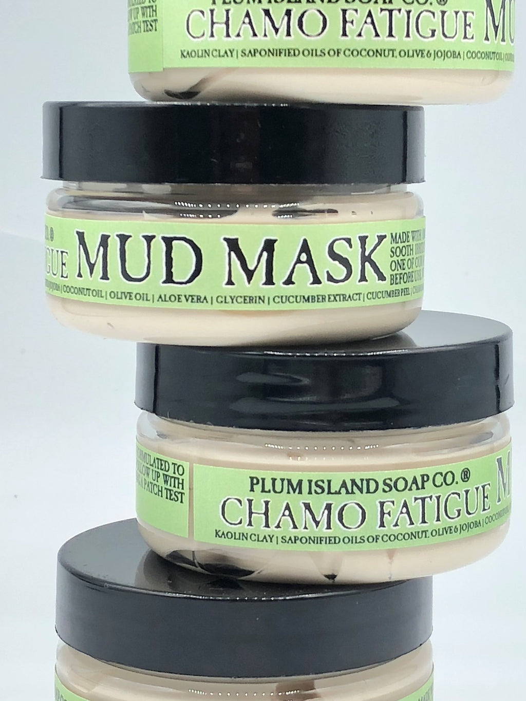 Chamo Fatigue Mud Mask