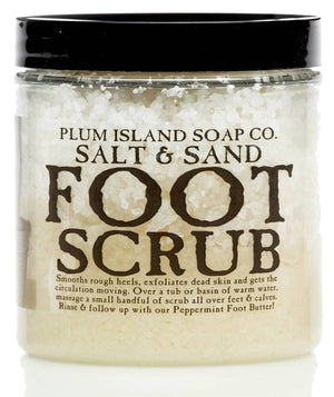 Foot Scrub Salts