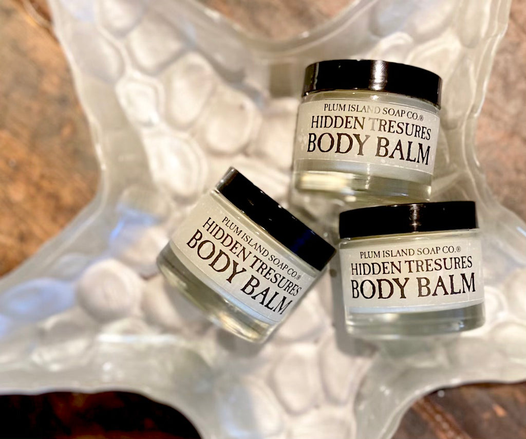 Hidden Treasures® Body Balm