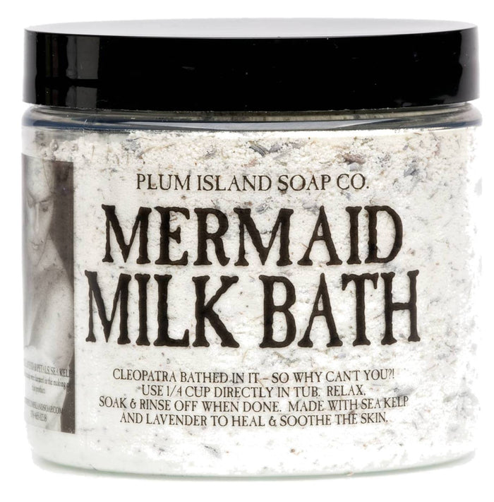 Mermaid Milk Bath
