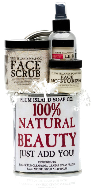 100% Natural Beauty Gift Set