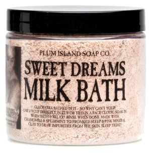 Sweet Dreams Milk Bath