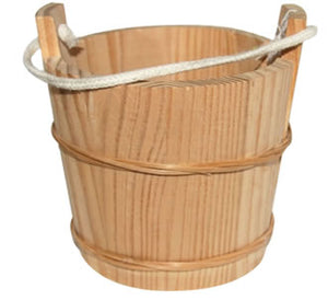 Wooden Bath Pail