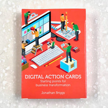 Load image into Gallery viewer, Digital Action Cards: Starting points for business transformation