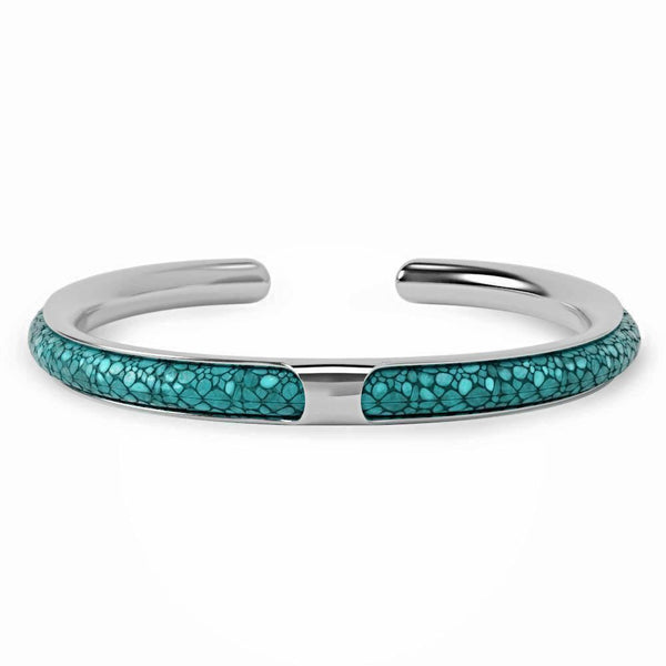 Apollo | Bracelet Stingray Turquoise