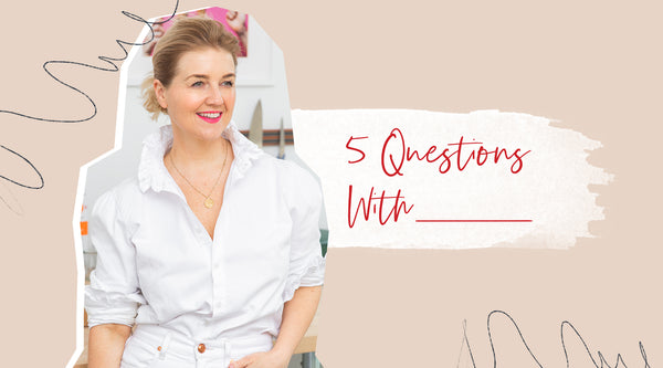 5 Questions With Founder of Jeni's Splendid Ice Creams, Jeni Britton Bauer!