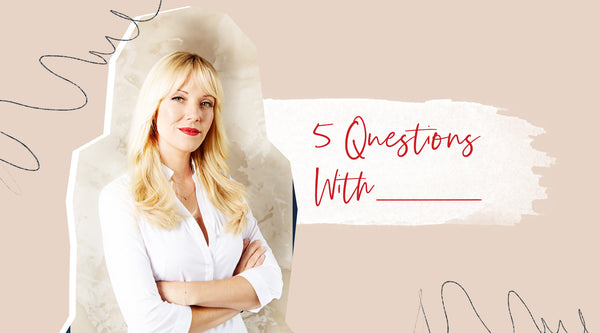 5 Questions With Celebrity Fashion Stylist Tara Swennen!