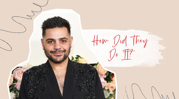 'How Did They Do It?' With Fashion Designer, Michael Costello!