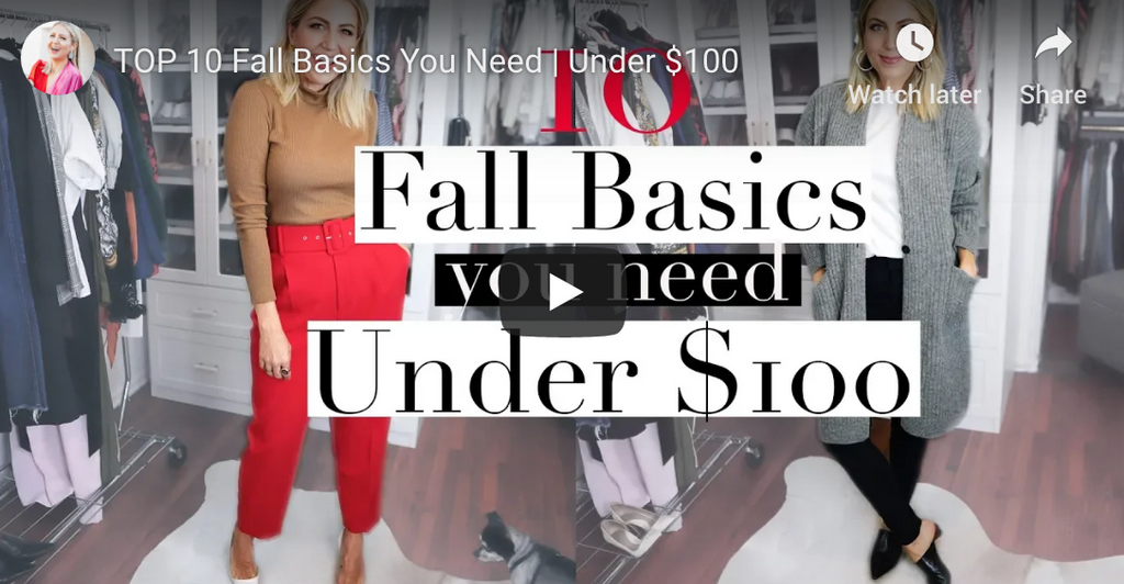 """TOP 10 Fall Basics You Need 