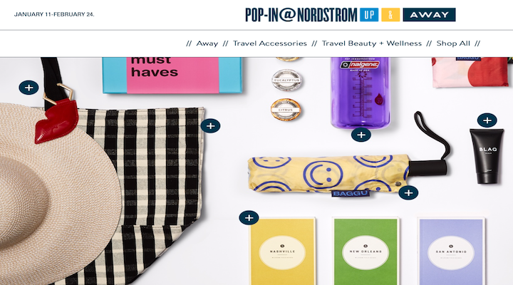 TOPTOTE sells out at Nordstrom in 11 days!