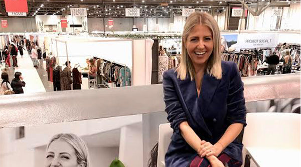 Lindsay chats about how to build a business at WWD MAGIC!