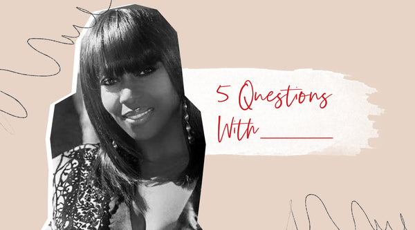 5 Questions With Celebrity Makeup Artist Valerie Hunt-Darden!