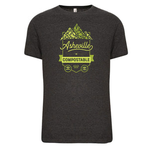 Asheville is Compostable Tee