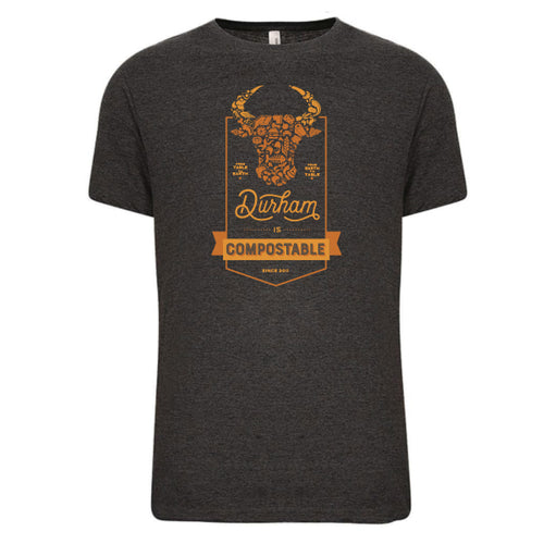 Durham Is Compostable Tee