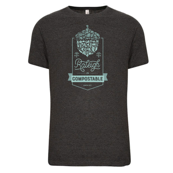 Raleigh Is Compostable Tee
