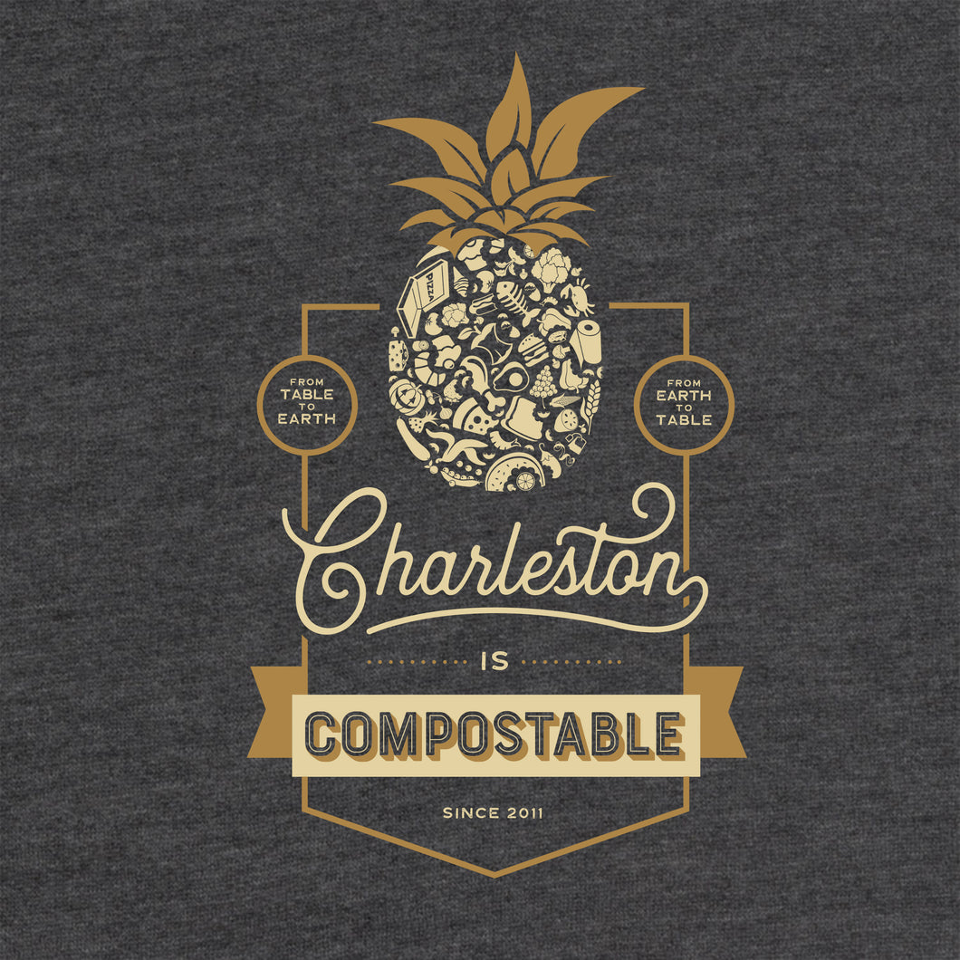 Charleston is Compostable Tee