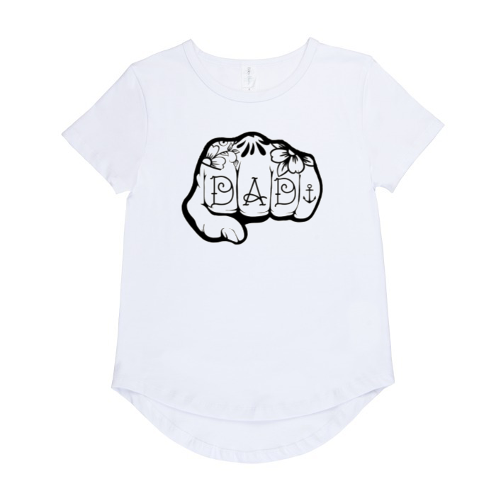 Knuckles Mum t-shirt | size 6 - 14