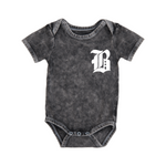 Personalised street short sleeve bodysuit | size 0000 - 1