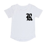 Personalised street t-shirt | size 6 - 14