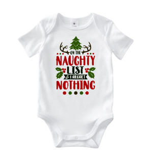 On the naughty list & I regret nothing | size 000 - 14