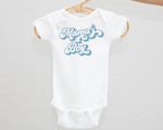 Mamas boy bodysuit