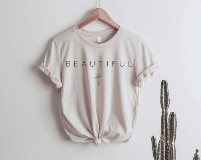 Beautiful tee