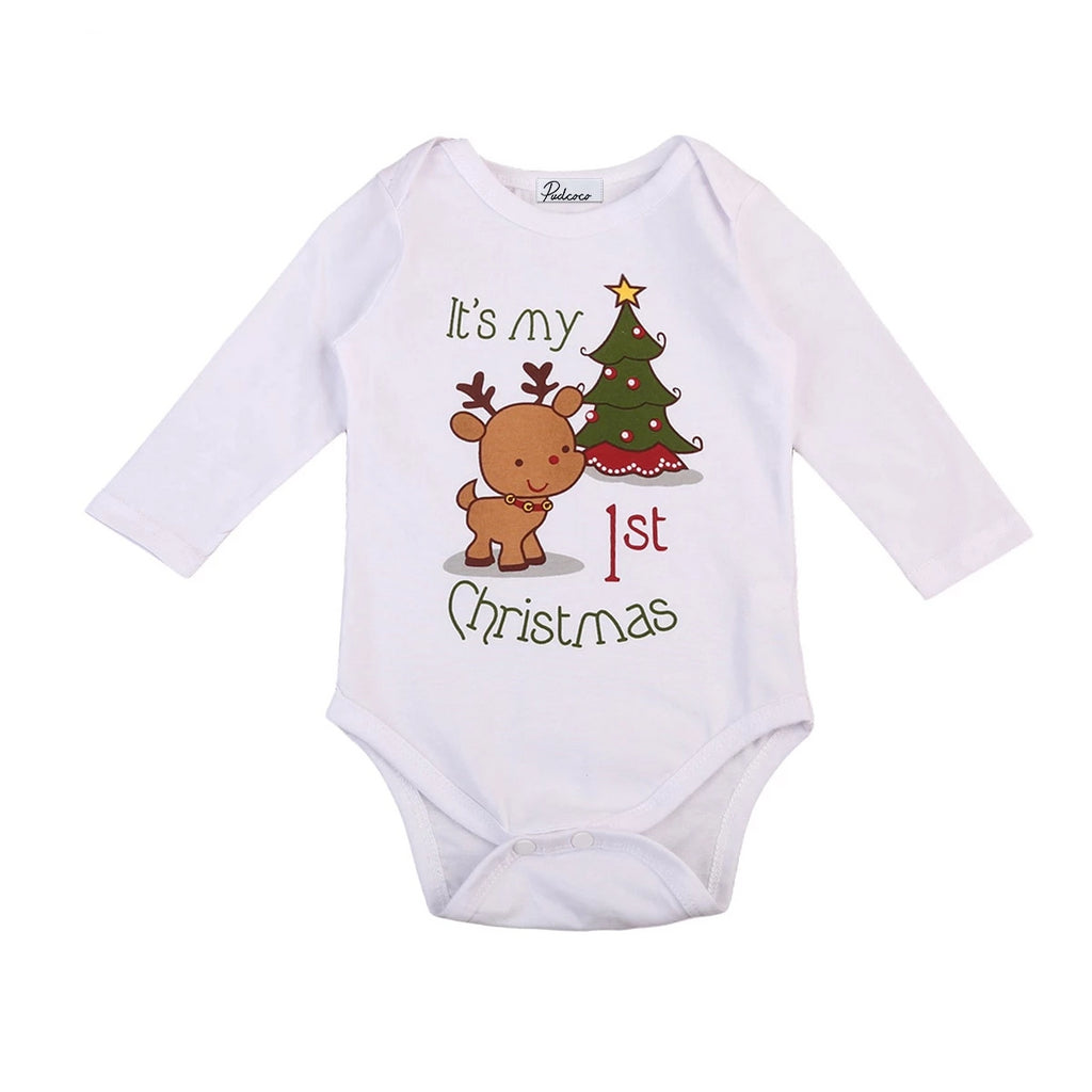 It's my first Christmas | size newnorn - 18m