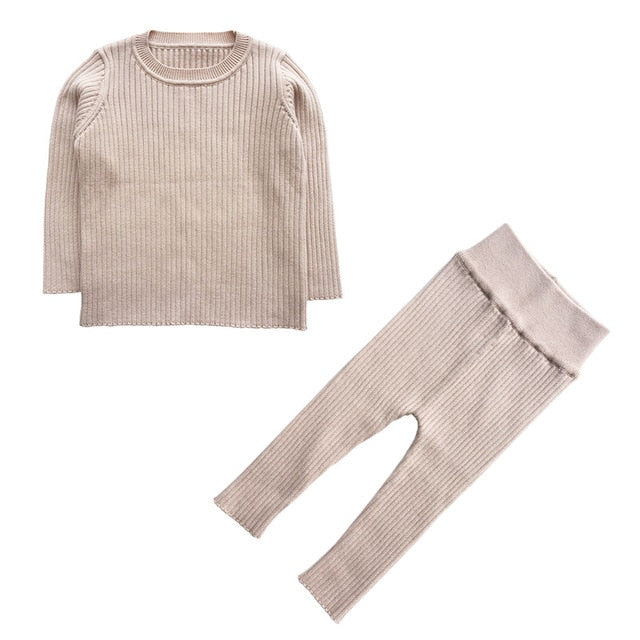 Holly knit set | size 9m - 4