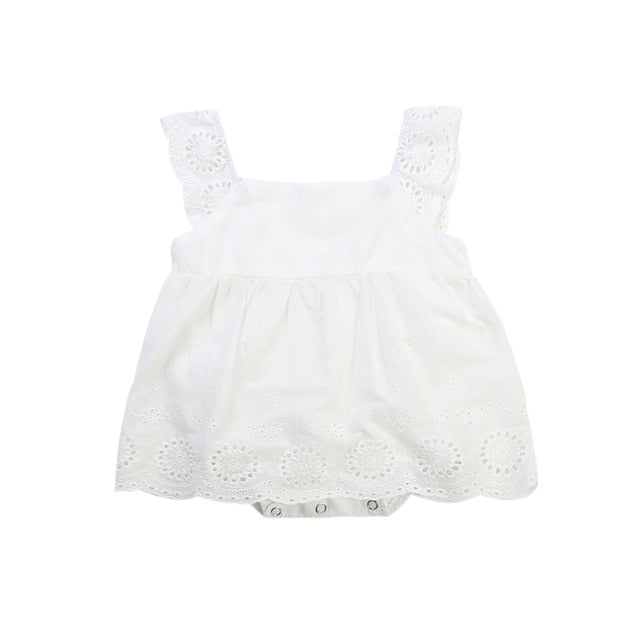 Phoebe lace dress | size 6m - 24m