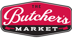 Butchers market logo in raleigh durham north carolina specialty food meat marinade grill