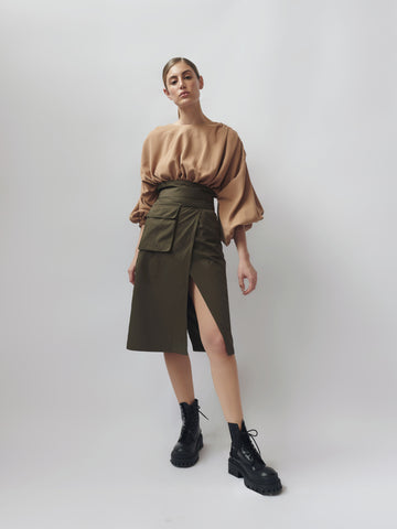Chelsea Trench Coat Dress