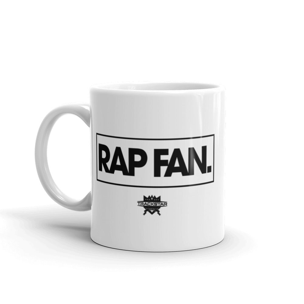 Rap Fan - Logo Mug