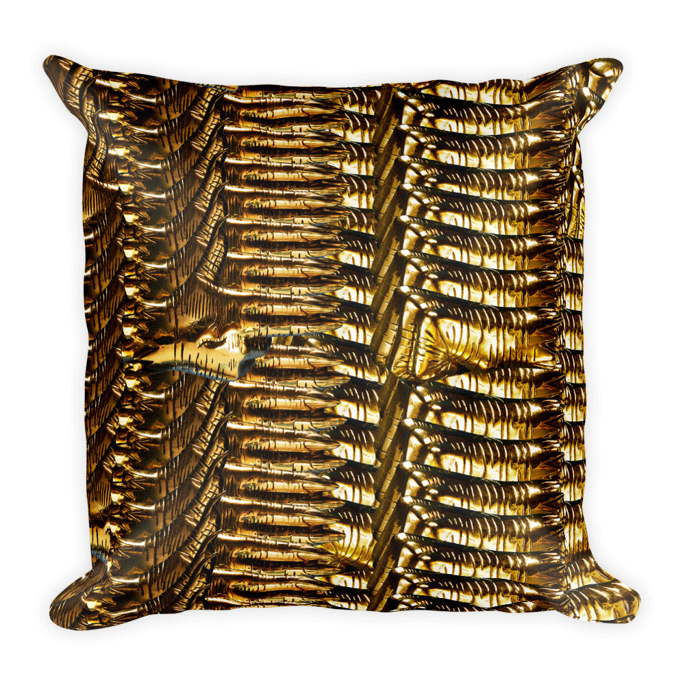 Run The Jewels - Golden Hands Pillow