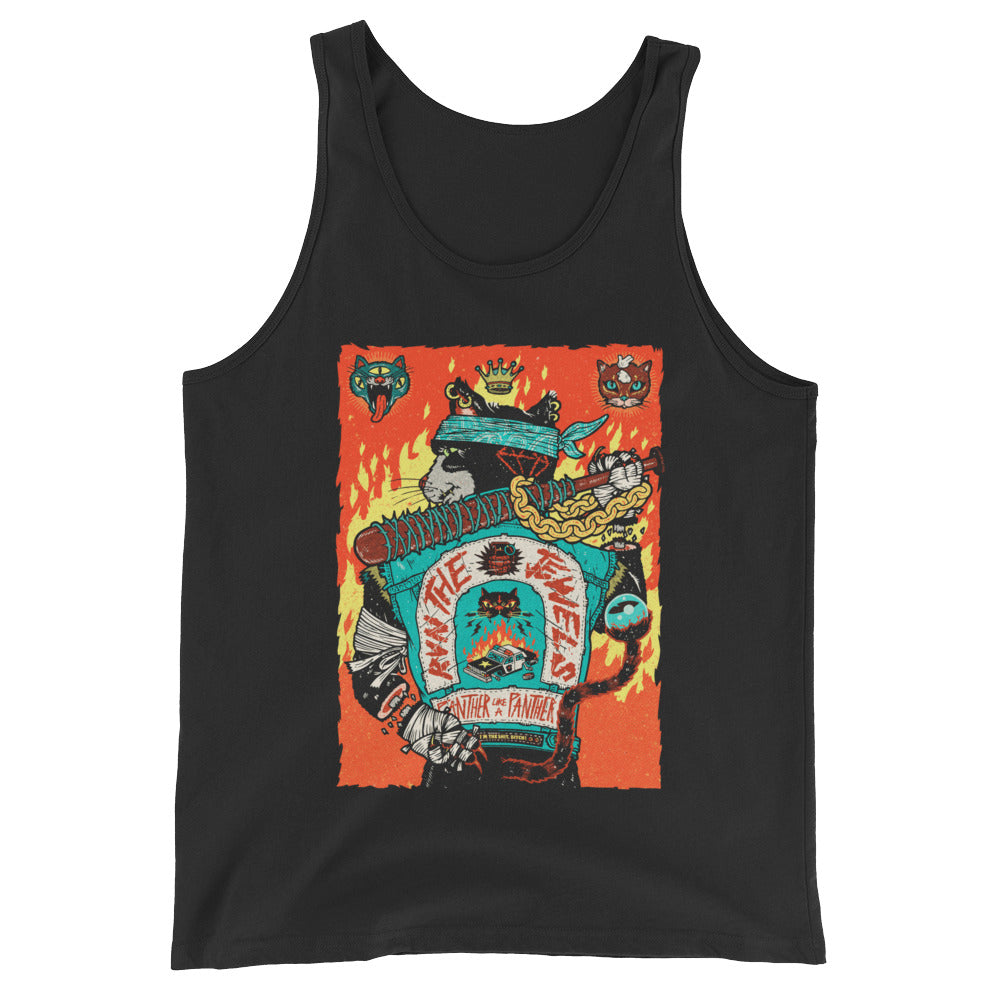 Run The Jewels - Panther Like A Panther Tank Top