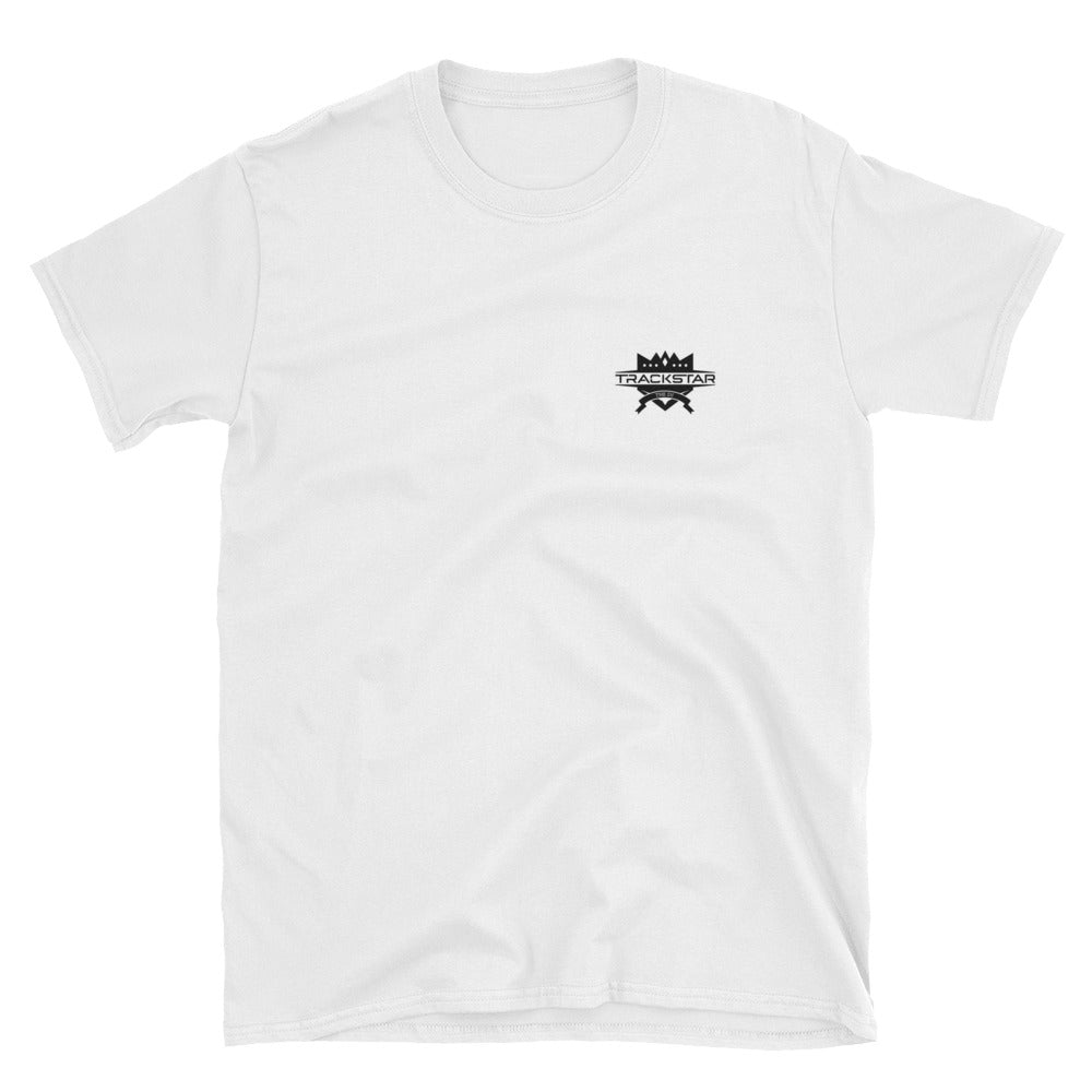 Rap Fan - DJ Trackstar T-Shirt (White)