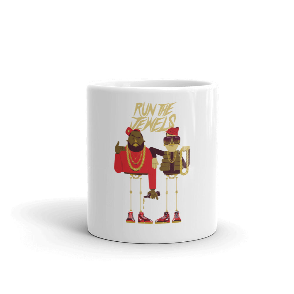 Run The Jewels - Character Mug