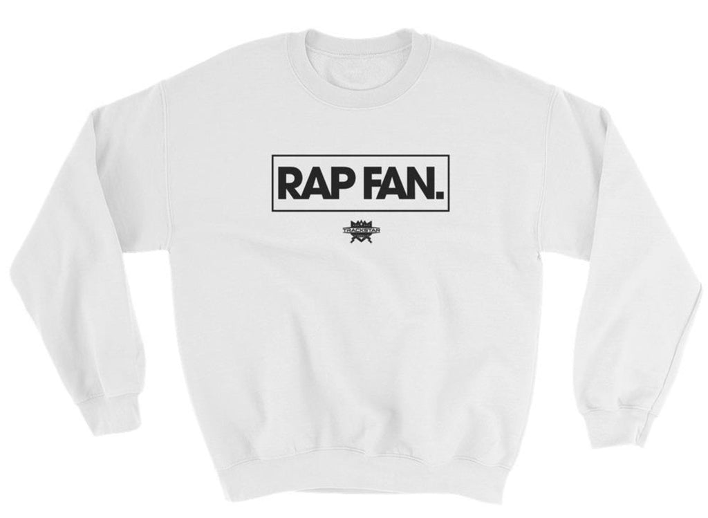 Rap Fan - Box Logo Sweatshirt