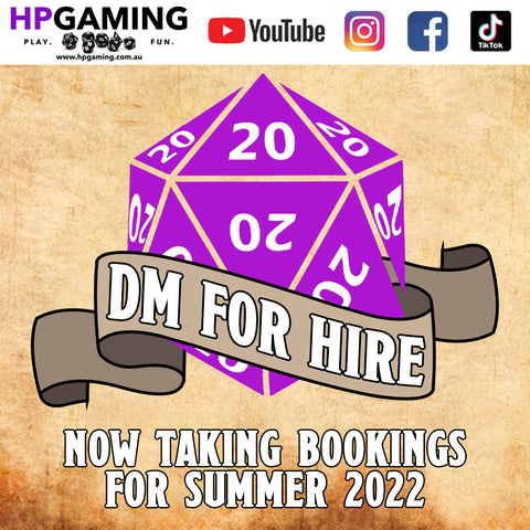 DM for Hire