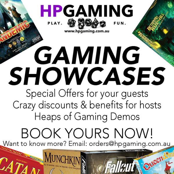 Gaming Showcases